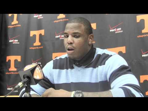 Malik Jackson: Postgame South Carolina