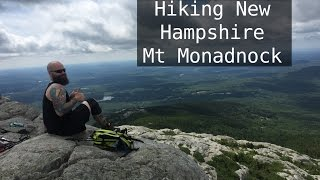 Hiking New Hampshire | Mt Monadnock | Mount Monadnock