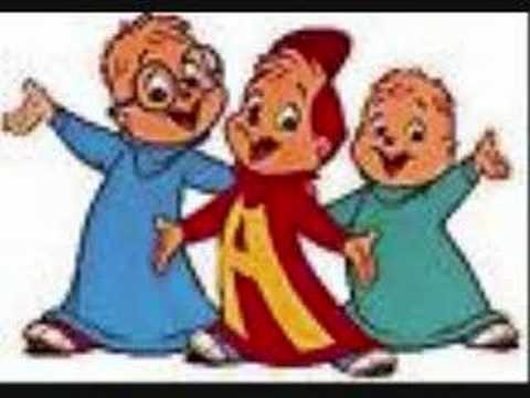 Alvin And The Chipmunks - Frontin