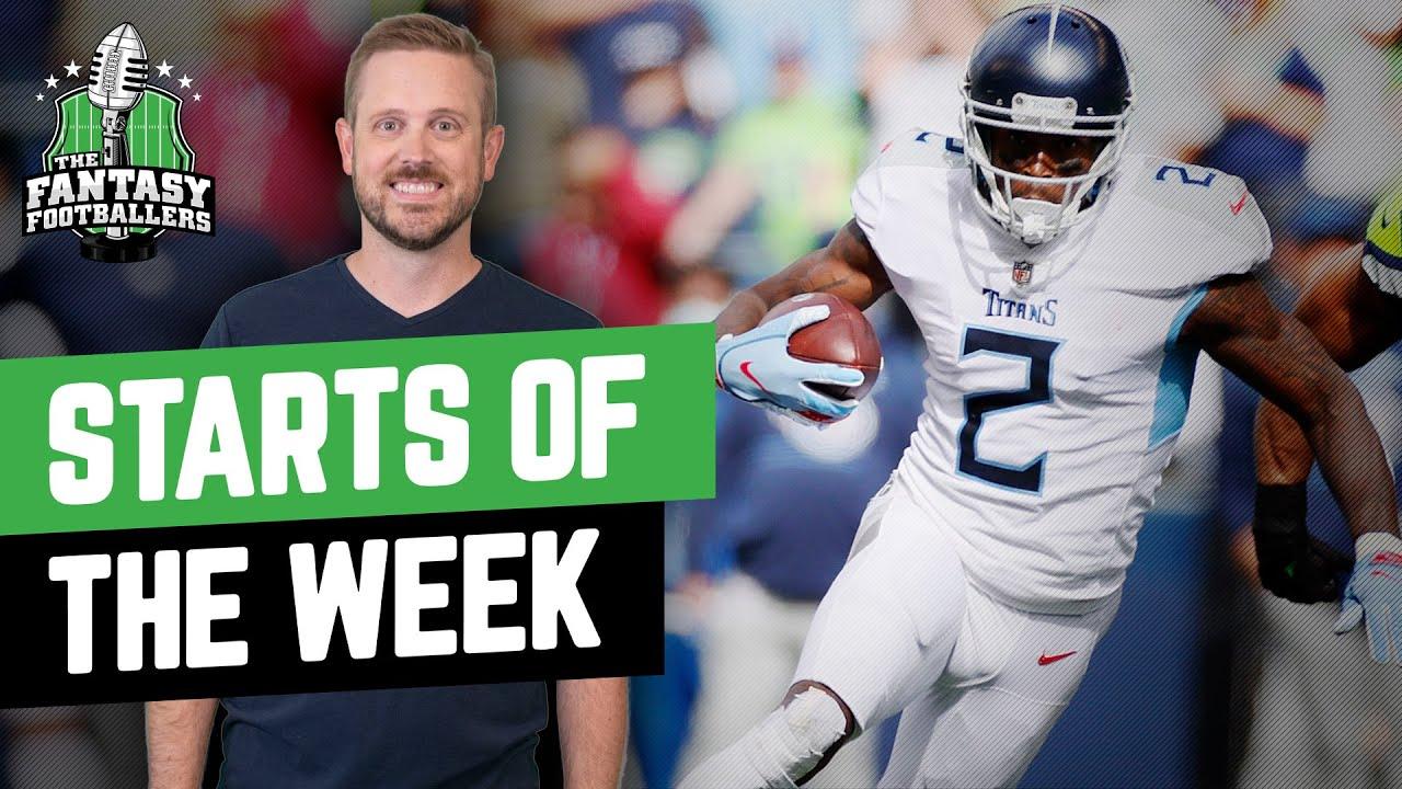 Fantasy Football 2021 - Starts of the Week + Week 3 Breakdown, Late Week Pickups - Ep. 1118