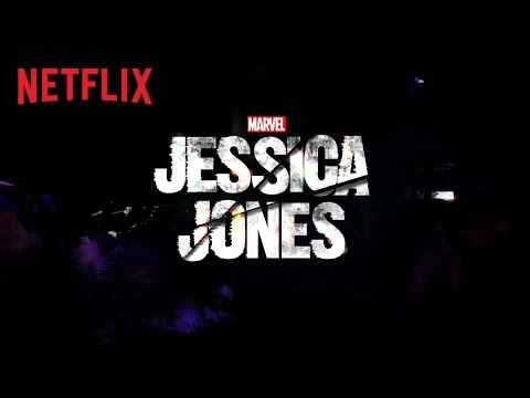 "Teaser Trailer for Marvel's Jessica Jones - ""It's Time"""