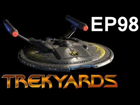 Trekyards EP98 - ISS NX-01 (Mirror Universe)