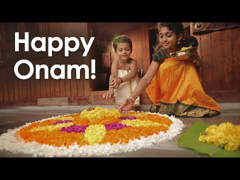 Happy Onam!!! Onam Greetings 2014