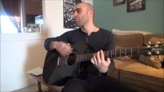 Too Much Monkey Business ~ Elvis cover Joe Var Veri