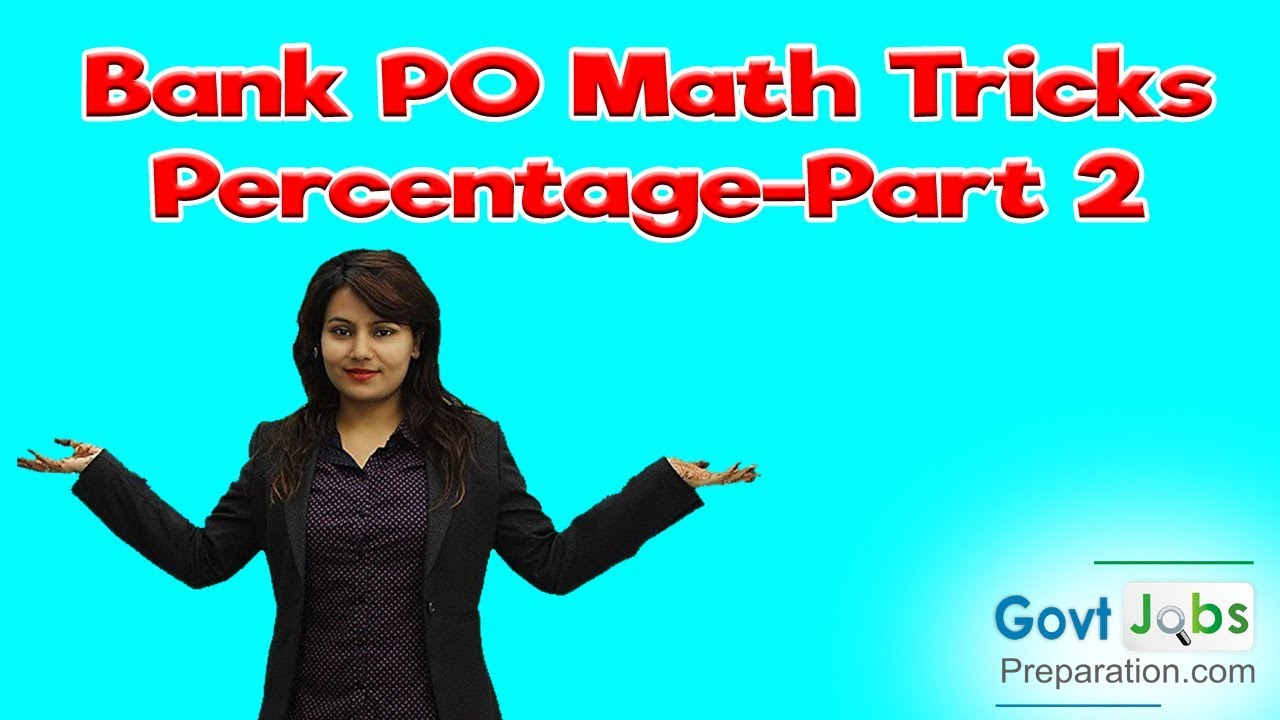 105+ Fast Maths Tricks PDF [Topic ... - CAT | Bank PO Exam