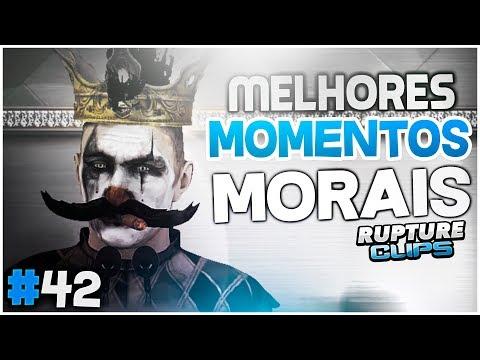 #42 MORAIS: TWITCH MELHORES MOMENTOS