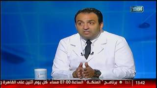 #القاهرة_والناس | فنيات تبيض الأسنان مع دكتور شادى على حسين فى #الدكتور