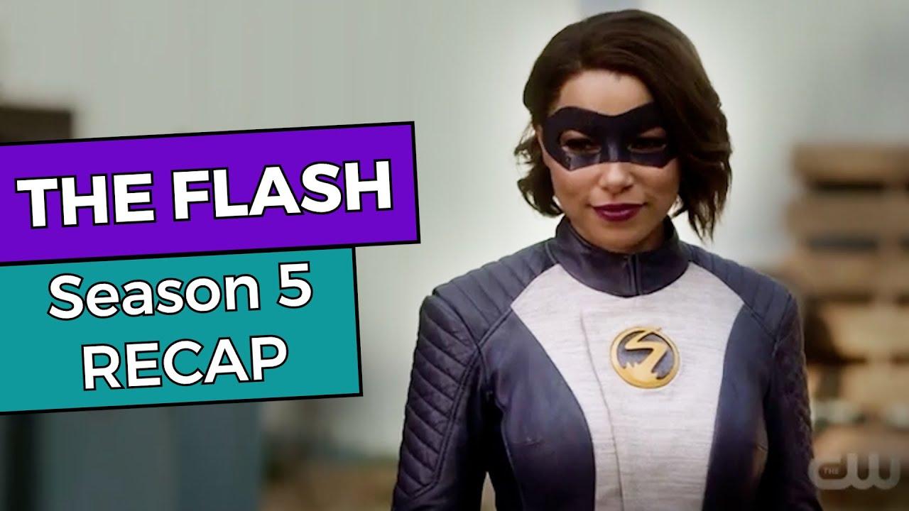Download The Flash: Season 5 RECAP