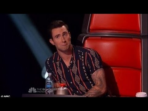 Best blind auditions The Voice US of all time part 2