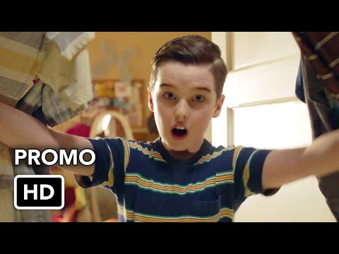 """Young Sheldon 3x11 Promo """"A Live Chicken, A Fried Chicken And Holy Matrimony"""" (HD)"""