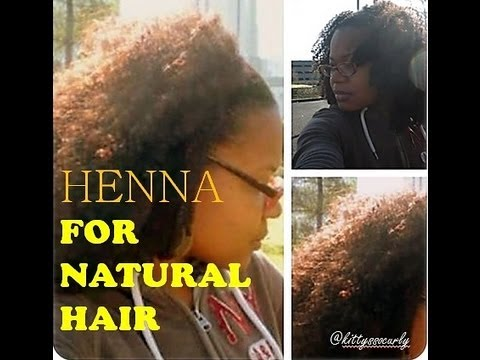{28} Henna Treatment to Grow, Condition and Strengthen Natural Hair: Mix and application