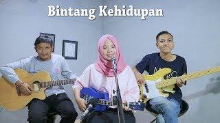 Nike Ardilla - Bintang Kehidupan Cover by Ferachocolatos ft. Gilang & Bala