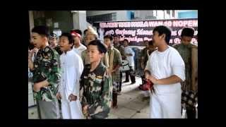 Peringatan Hari Pahlawan SMP Al Falah Assalam Sidoarjo @2013