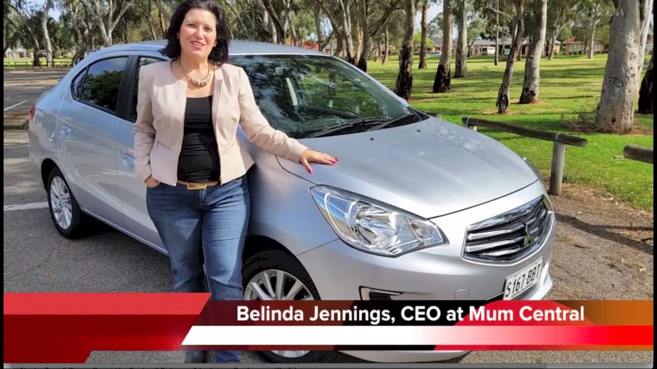 the real mums review of the 2014 mitsubishi mirage sedan youtube