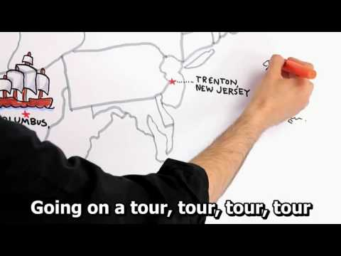 Tour the States   Official Music Video Engsub
