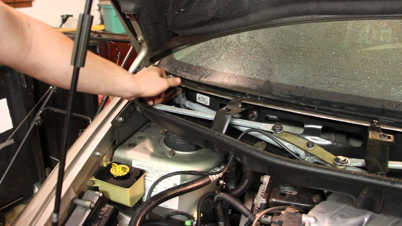 2001 subaru radio wiring diagram  how to  fix water leaking into cabin hvac youtube   how to  fix water leaking into cabin hvac youtube