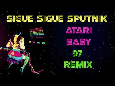 Sigue Sigue Sputnik - Atari Baby (97 Remix)