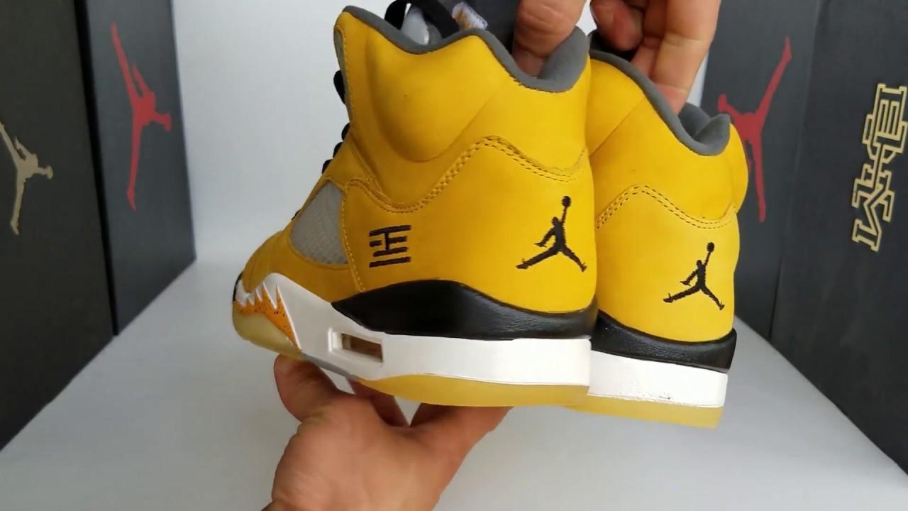 hot sale online e1ee9 b00f7 Air Jordan 5 Retro T23 Tokyo UNBOXING- Martha Sneakers