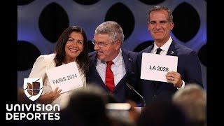 ¿Qué significa para el olimpismo la elección conjunta de París 2024 y Los Angeles 2028?