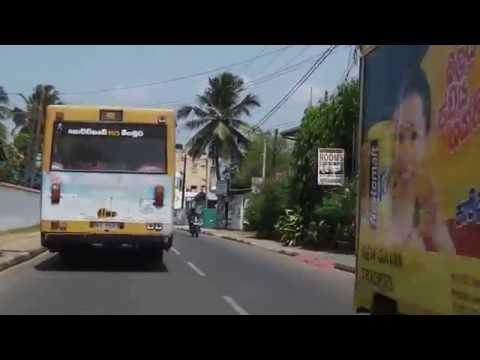 Negombo City/Arpico - Fish Market - Porothota Road - Kochchikade by scooty 1.