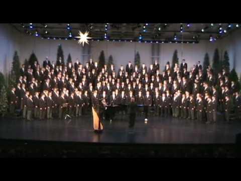 BYU Men's Chorus - What Child Is This