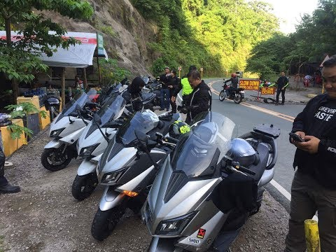 TMAX Group, Breakfast Ride, Bag of Beans, Tagaytay. on my Kymco Xciting 400i, BIG P, Big P