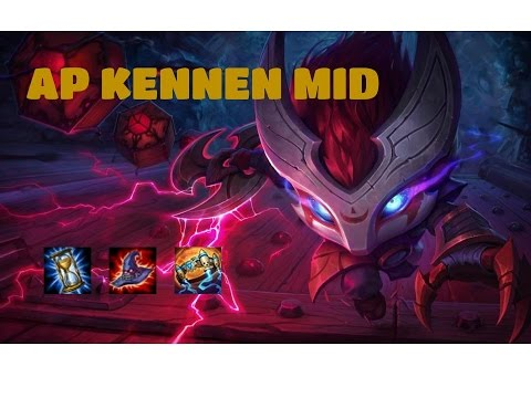 Kennen Mid patch 7 2 ap kennen mid commentary