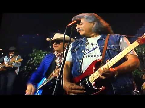 Texas Tornados - She's about a mover