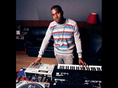 Kanye West - Poppa Was A Playa (Instrumental)