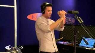 """Matthew Dear performing """"Earthforms"""" Live on KCRW"""