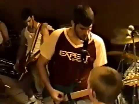 CONVERGE live at Westport Community Club on 08.14.97 in Burns Harbor (near Chesterton), IN