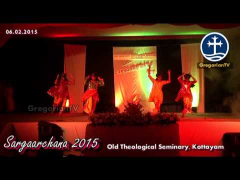 Traditional Kerala Dance Fusion presented by OTS, Kottayam