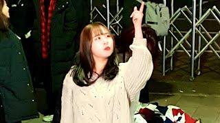 """홍대 버스킹 댄스팀 디엠 화진 """"벌써 12시"""" 공연 […"""