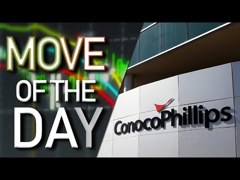 ConocoPhillips Teams Up With Exxon Mobil And Suncor Energy