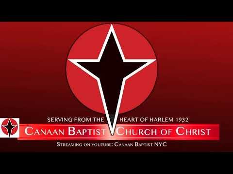 Canaan Baptist Church Of Christ - Sunday, February 2, 2020