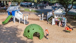 Memorial Park Playground - Chambersburg, PA - Visit a Playground - Landscape Structures
