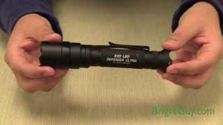SureFire E2D LED Defender Ultra Review | 500 lumens