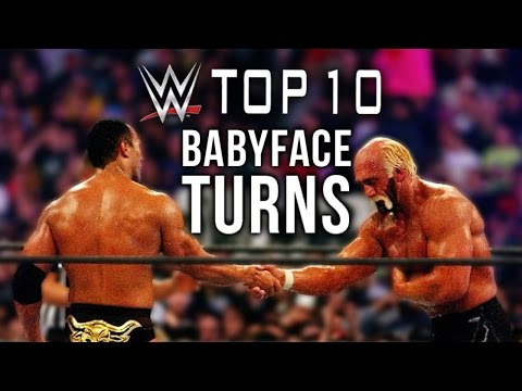 WWE Top 10 Babyface Turns in History