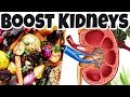 BOOST KIDNEY HEALTH Naturally with Top Antioxidants. 10 Best Antioxidants Will Help Improve Kidney