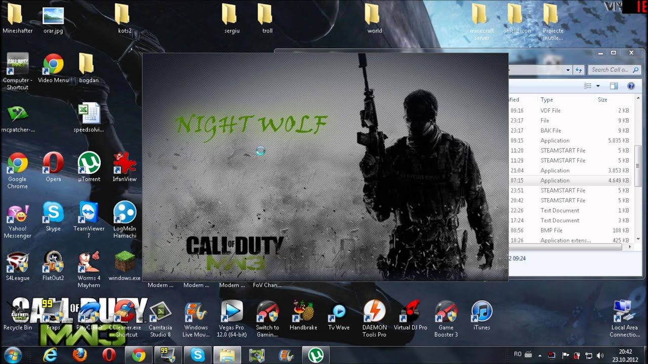 Call of Duty: Modern Warfare 3-Black Box