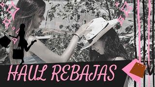 HAUL REBAJAS / PROBANDO BIKINIS Y MUCHA ROPA