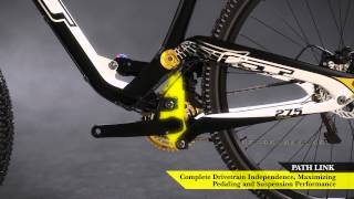 GT Bikes - AOS Suspension Technology