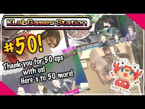 KLab Games Station: Episode 50