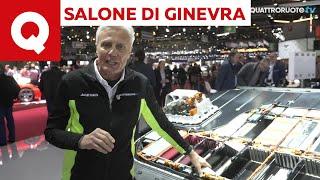 A Ginevra con Paolo Massai: le elettriche del Salone