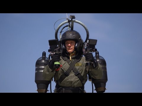 Meet The World's Only Fully Functional Jetpack