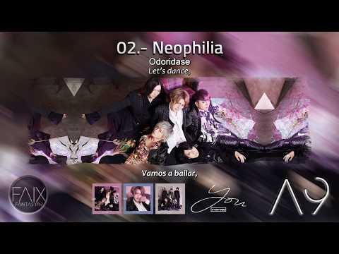 A9 - Neophilia (Lyrics) Sub Español, English, Romaji