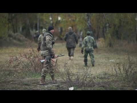 Swedish armed forces in Ukraine. copyright Sveriges Television