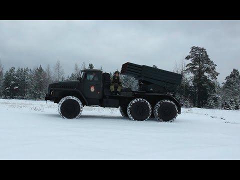 "БМ-21 ""Град"" | Реактивная система залпового огня | #МУЖСКОЙРАЗГОВОР"