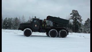 БМ-21 ''Град'' | Реактивна система залпового вогню | #МУЖСКОЙРАЗГОВОР