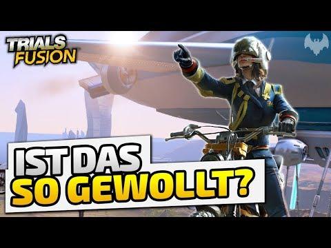Der Weg gefällt mir besser - ♠ Trials Fusion ♠ - Deutsch German - Dhalucard